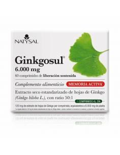 Ginkgosul 6000 Mg 60comp