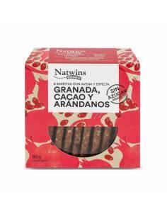 Barrita Galletas Cacao...