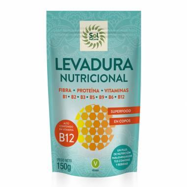 Levadura Nutricional+B12 Bio 150g