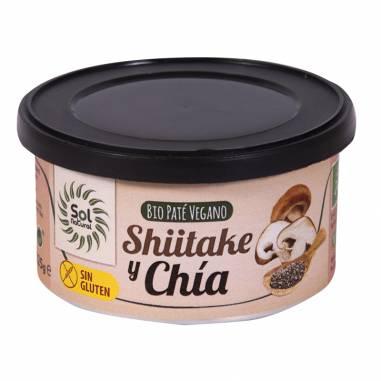 Pate Shiitake Y Chia Bio 125g