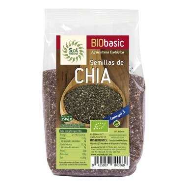 Semillas Chia Bio 250g