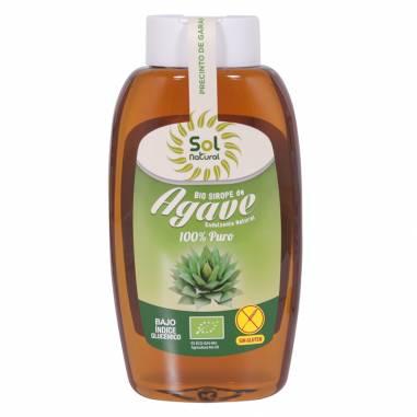 Sirope Agave Grande Bio 500ml