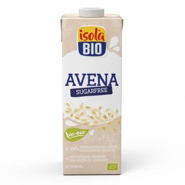Bebida Avena Sin Azucar Bio 1l