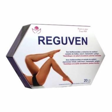 Reguven Monodosis+Resveratrol 20 Viales