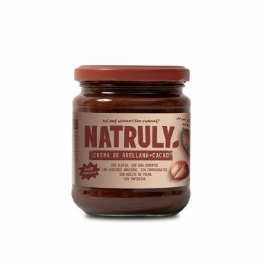 Crema De Cacao Avellanas 285g