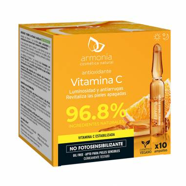 Vitamina C 10 Ampollas