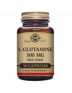 L-Glutamina 500mg 50cap...