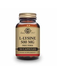 L-Lisina 500mg 50cap Vegetales