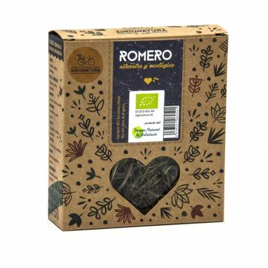 Romero Rama Silvestre Caja Kraft Eco 20g