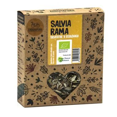 Salvia Silvestre Caja Kraft Eco 30g
