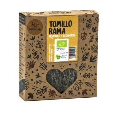 Tomillo Silvestre Caja Kraft Eco 25g