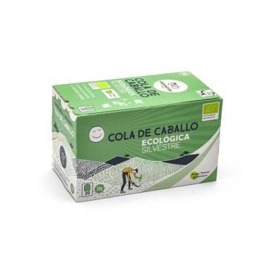 Cola De Caballo Eco 20 Filtros