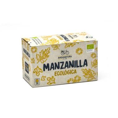 Manzanilla Dulce Eco 20 Filtros