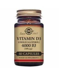 Vitamina D3 4000ui 60 Cap...