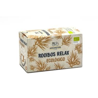 Rooibos Relax Eco 20 Filtros
