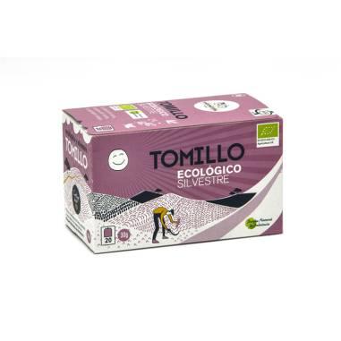 Tomillo Eco 20 Filtros